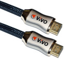 GOLD 1080P 1 Metre HDMI CABLE 1.4V