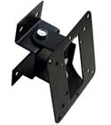UK's Lowest Price Lorenzo Porsche Black LCD Swivel Wall Mount
