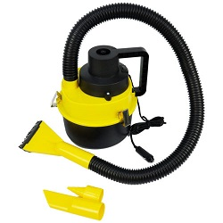 12V Wet & Dry Car Vacuum Cleaner & Inflator
