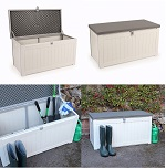 150 Litre Garden storage box outdoor