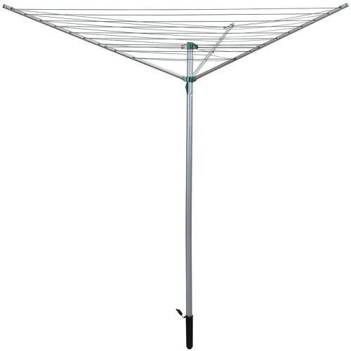 3 Arm Rotary Airer WITHOUT Cover