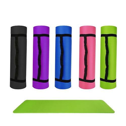 Extra Thick Yoga Mats - 5 Colours - 1CM THICK