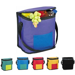 Large 6.5L Cooler Cool Bag Box Picnic Camping Food Drink Festival Shopping Ice