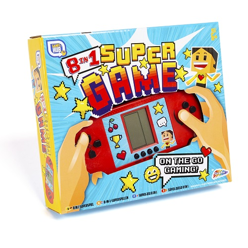 RMS 8 in 1 Super Game