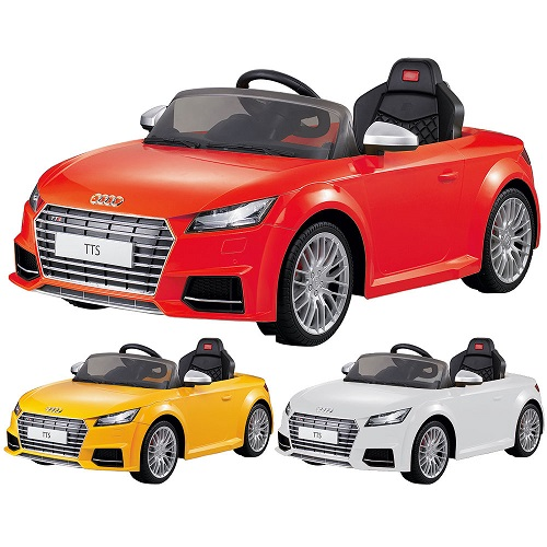 Licensed Electric 2015 Audi TT/TTS Ride On Car with Parental Remote Control