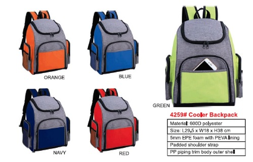 Cooler BackBag
