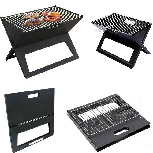 Description: Notebook Portable BBQ / Hotspot