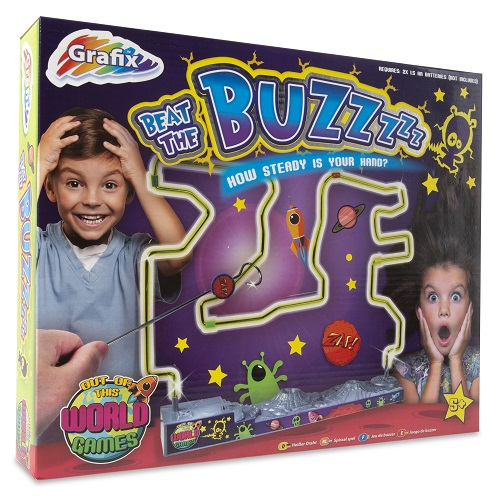 Beat the Buzz game