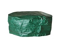 Heavy Duty Large Round Garden Table and Chair Rain Cover