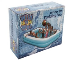 children jumbo oblong pool