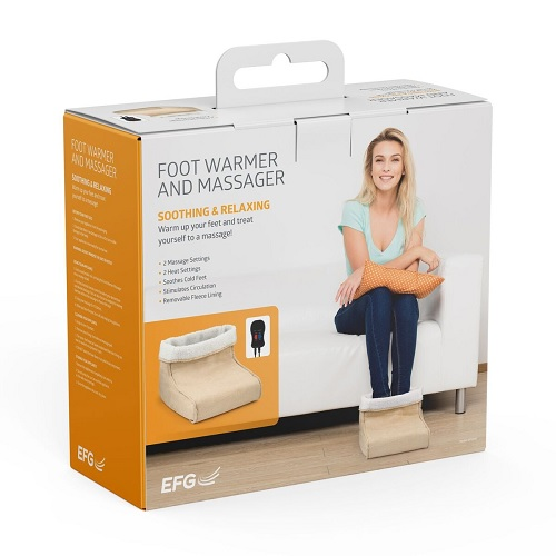 CREAM -Foot Warmer and Massager