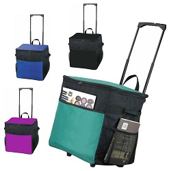 Extra-Large-Picnic-Roller-Cooler-Trolley-Bag-Telescopic-Handle-Travel-Cool-Ice