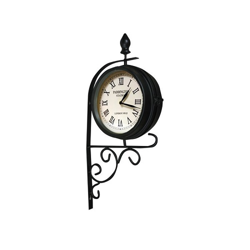 Victorian Station Style Clock