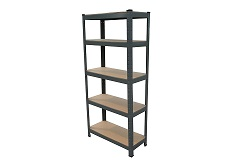 2x Metal Rack Space
