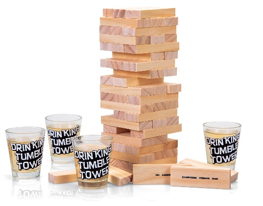 Drinking Tumble Tower