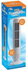 2 Speed Usb Tower Fan