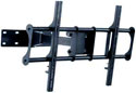 Porsche Design Black Single Arm LCD / Plasma Wall Mount Bracket up to 50""